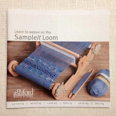 Ashford Learn to Weave on the SampleIt Loom (Booklet)