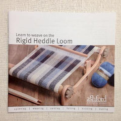 Ashford Learn to Weave on the Rigid Heddle Loom (Booklet)
