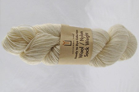 Universal Ready to Dye Wool Nylon Sock