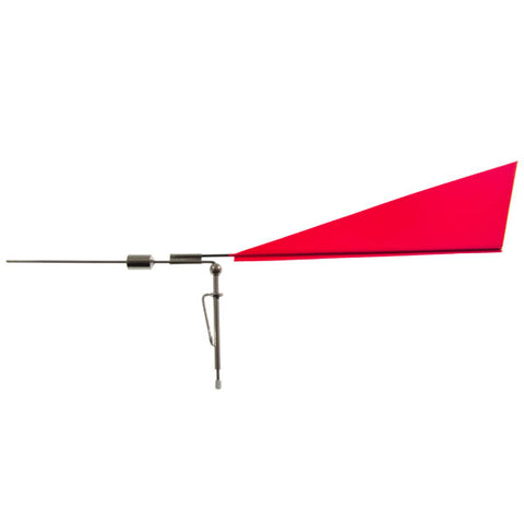 Pink 150mm Wind Indicator