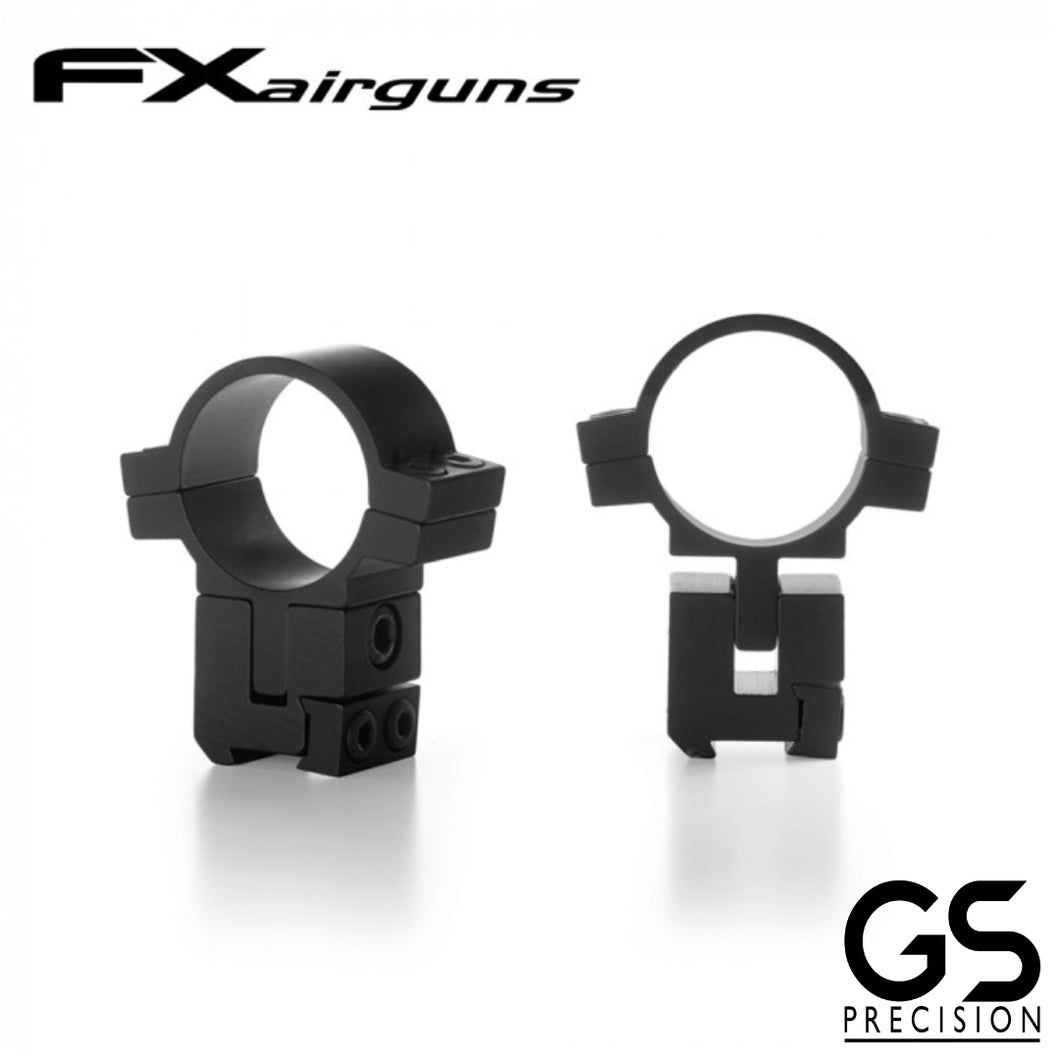 FX Airguns No Limit Scope Mounts