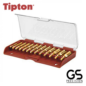 Tipton 13 Piece Solid Brass Jag Set