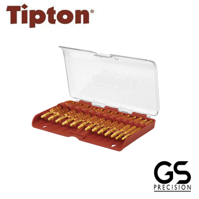 Tipton Best Rifle Bore Brush Set Bronze