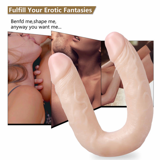 Double Head Realistic Dildo