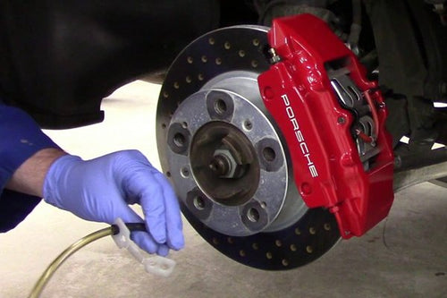 BRAKE FLUID EXCHANGE w/ FREE BRAKE INSPECTION