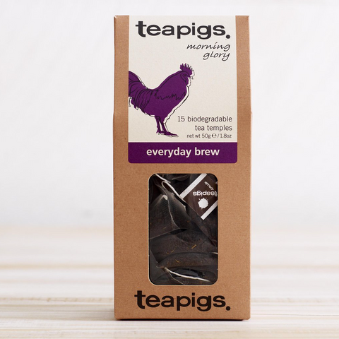 teapigs everyday brew 15's