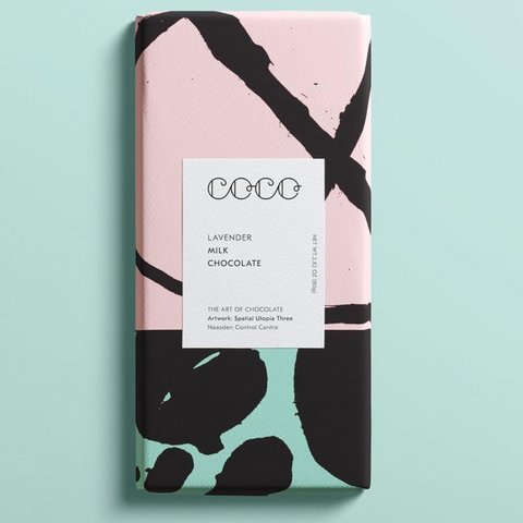 Coco Lavender Milk Chocolate