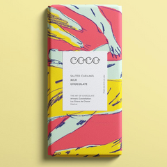 Coco Salted Caramel Milk Chocolate