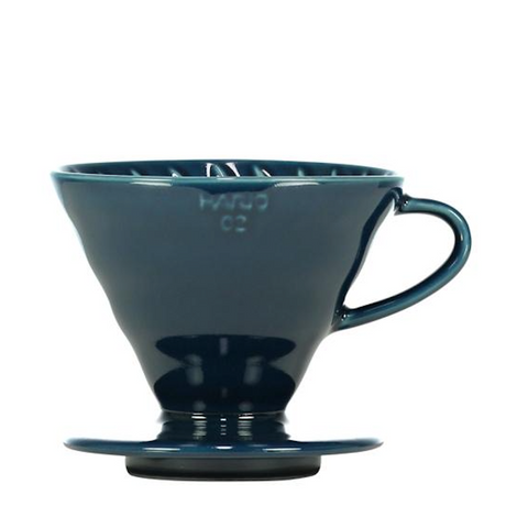 Hario V60 Ceramic Dripper 02 Indigo Blue