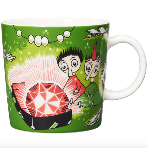 Moomin Mug Thingumy & Bob