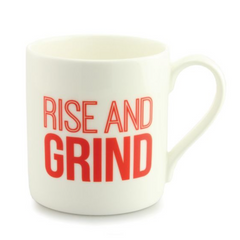 Mclaggan Smith Mug - Rise and Grind