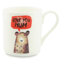 Mclaggan Smith Mug - Love you Mum