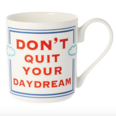 Mclaggan Smith Mug - Don't Quit