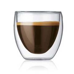 Bodum Pavina Double Walled Espresso Glass