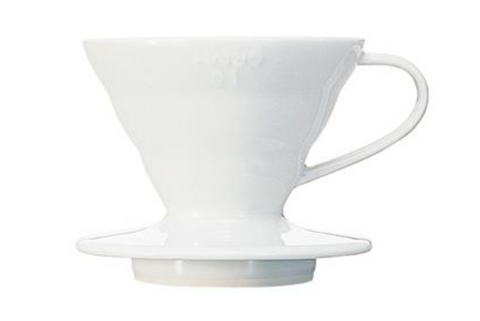 Hario V60 Ceramic Dripper 01 White