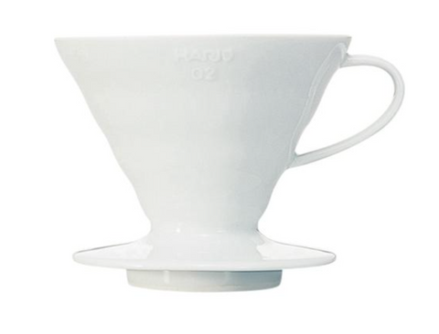 Hario V60 Ceramic Dripper 02 White