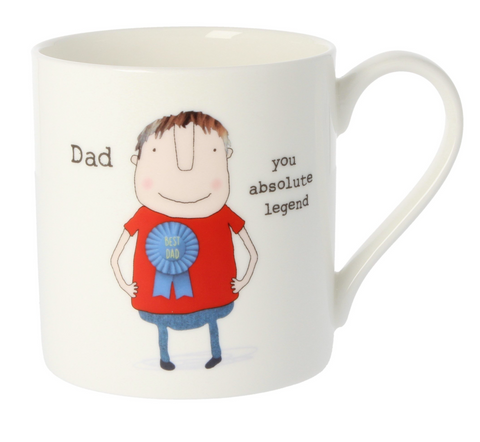 Legend Dad Mug