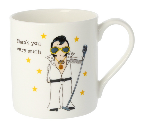 Mclaggan Smith Thank You Mug