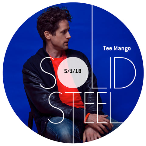 TEE MANGO Solid Steel Radio Mix