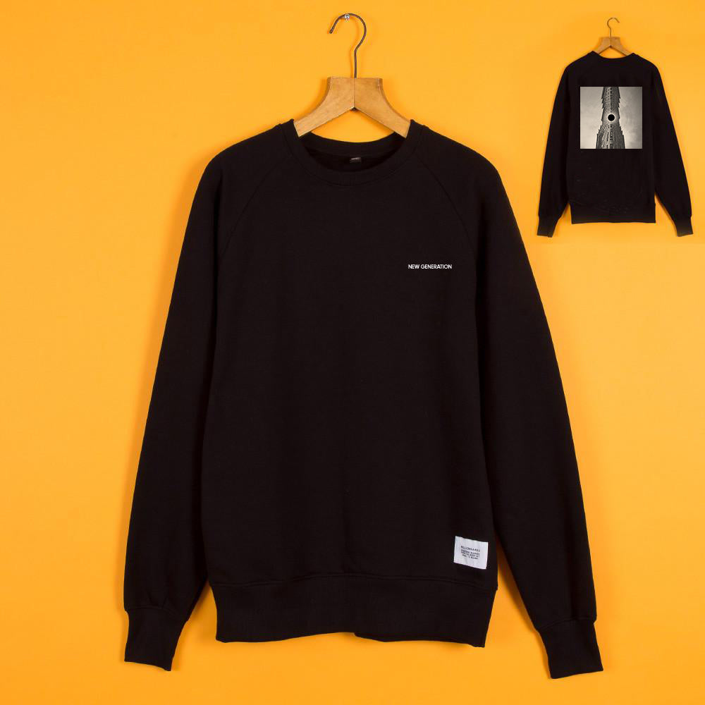 Drumcode New Generation Double Sided Sweat