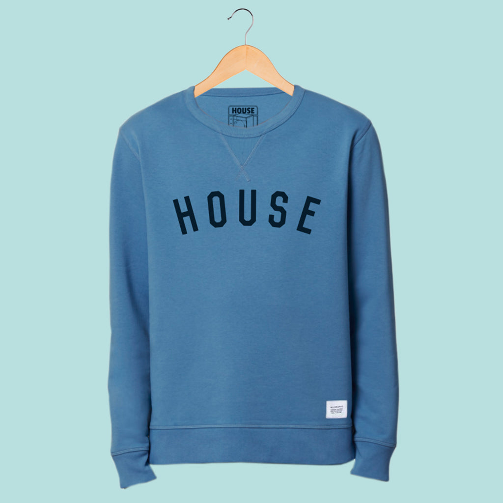 #HouseSweat Cadet Blue