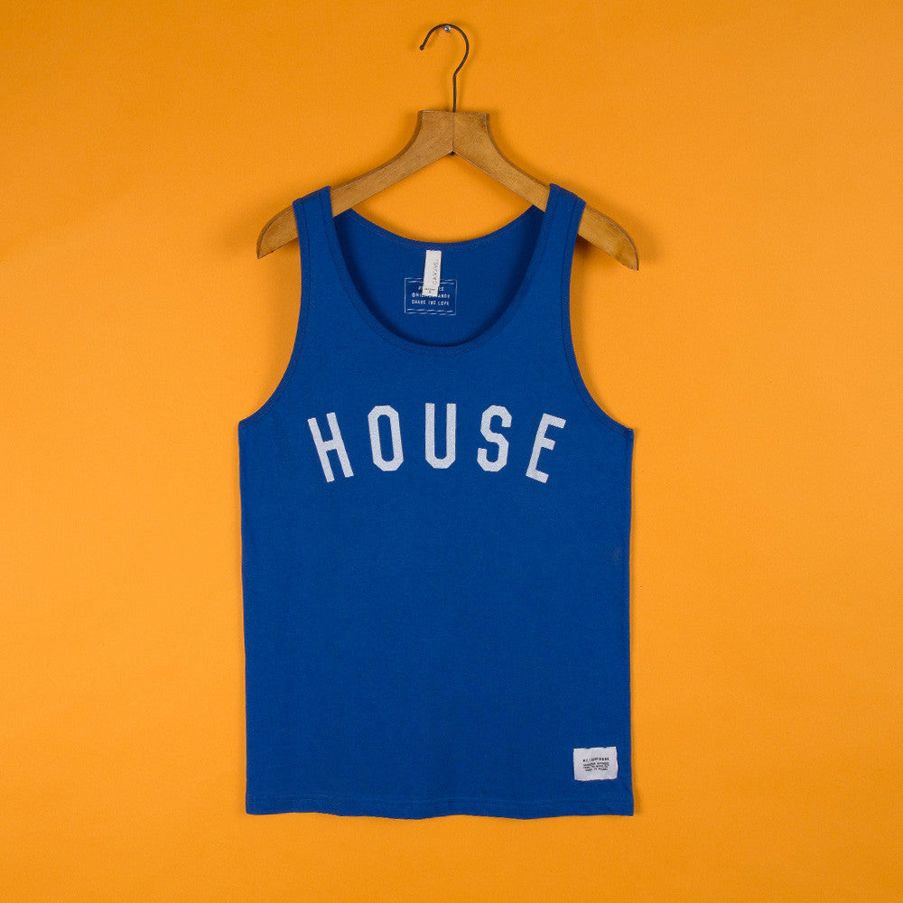 #HouseVest Blue