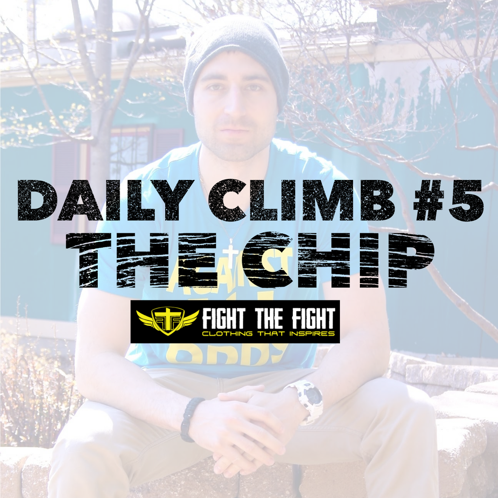 Daily Climb #5: The Chip