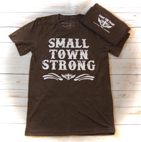 Small Town Strong Tee