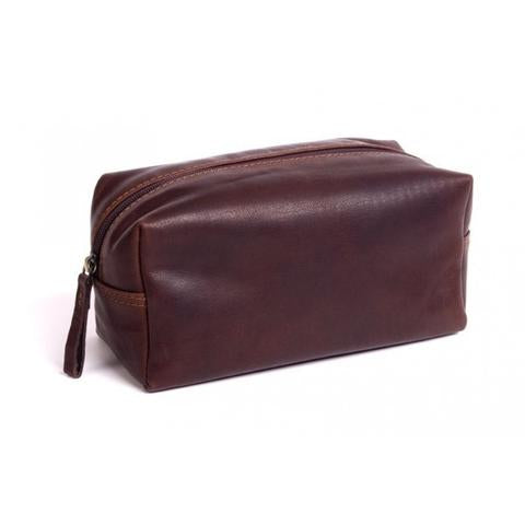 RUGGED HIDE TOILETRY CASE