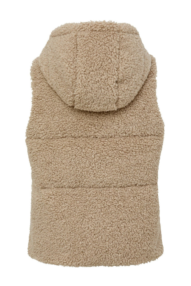 UNREAL FUR REBEL SHEARLING VEST