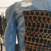 The Upcycled Custom  Denim Jacket
