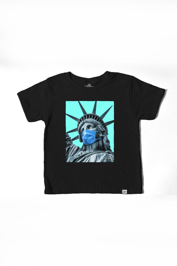 KID DANGEROUS STATUE OF LIBERTY KIDS TEE