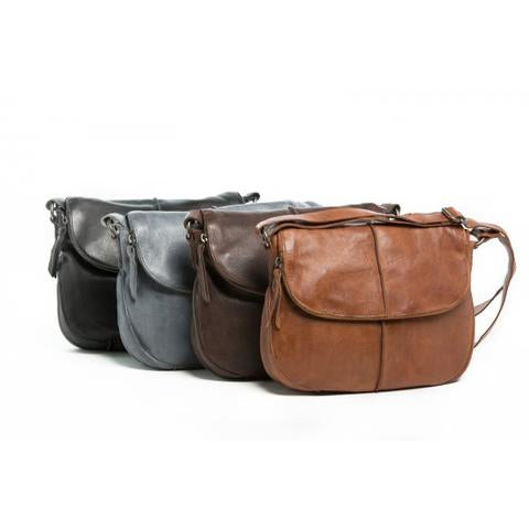 RUGGED HIDE MIRANDA CROSSBODY BAG