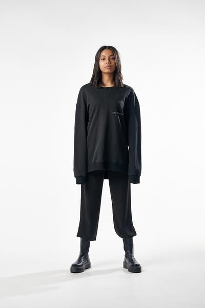 KENNY PARKER LABEL UNISEX  OVERSIZED SWEATER