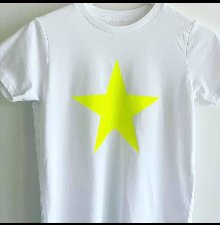 SISTA MELBOURNE THE LABEL HYPER MATT STAR TEE