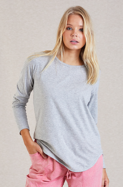 LULU ORGANIC NEW YORK TEE