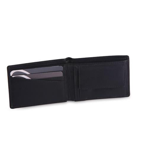 RUGGED D HIDE MENS COMPACT WALLET