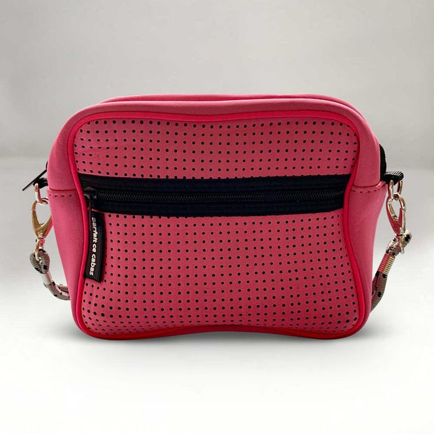 Parfait Ce Cabas Camera Bag Flourescent Pink
