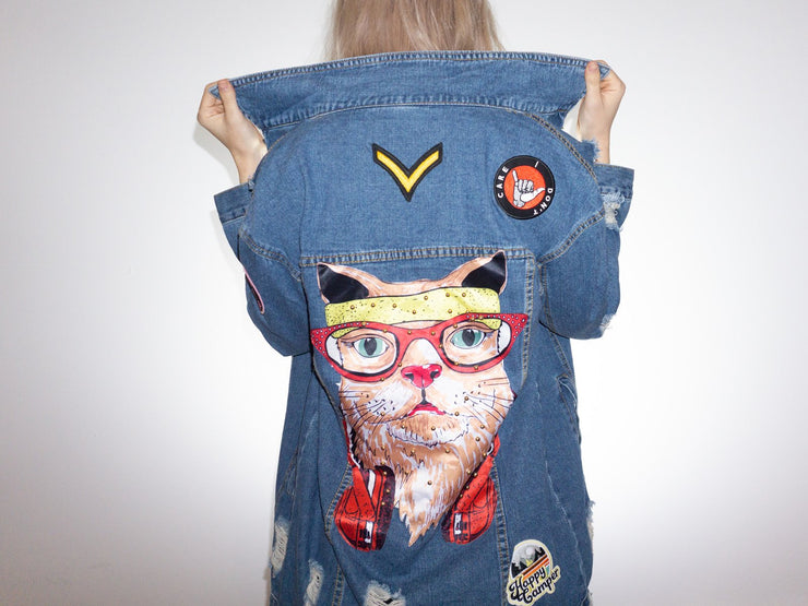 CULTURE VULTURE NOSTALGIC TRENDS HIP CAT