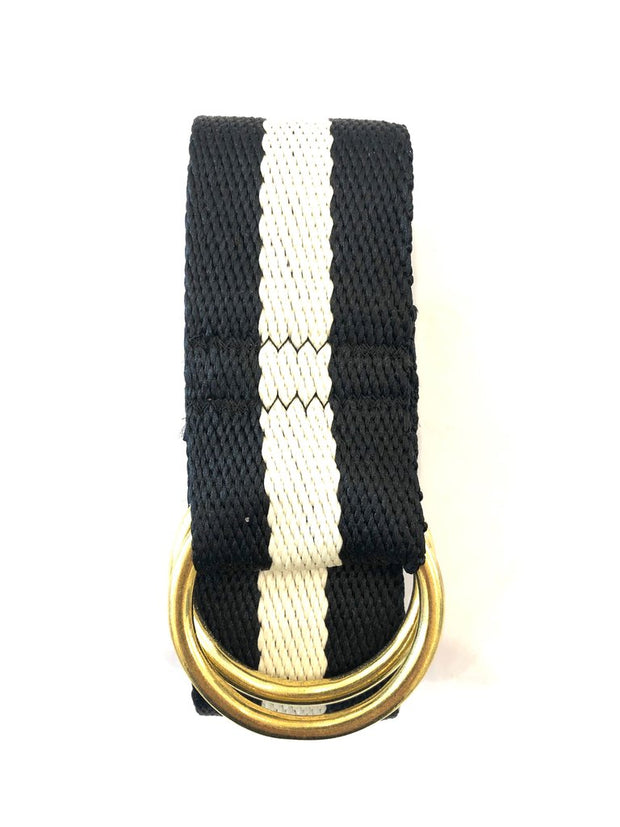 Kali Label Canvas D Belt