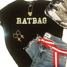 Sista Melbourne The Label Ratbag Tee