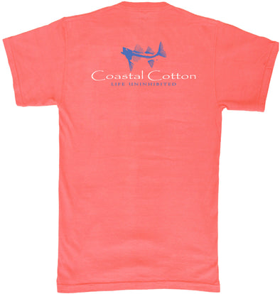 Coastal Cotton Clothing - T-Shirts - Persimmon Signature