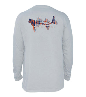 Coastal Cotton Clothing - T-Shirts - YOUTH Tiger Stripe Game Day Tee