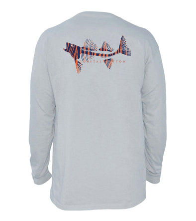 YOUTH Tiger Stripe Game Day Tee