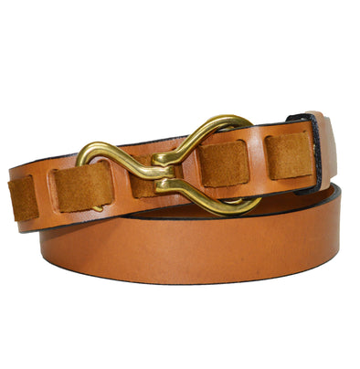 Coastal Cotton Clothing - American Made Belts - Camel Hook Pick Belt