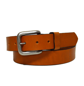 Coastal Cotton Clothing - American Made Belts - Camel Classic Belt