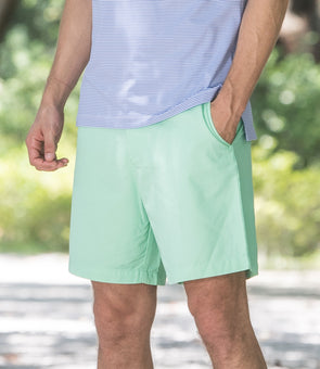 Coastal Cotton Clothing - Shorts - Bermuda Island Short