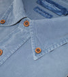 Coastal Cotton Clothing - Sport Shirt - Blue Vintage Twill
