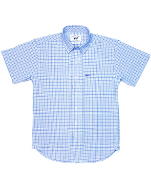 Blue on Blue Club Pro Short Sleeve