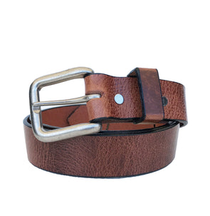 Coastal Cotton Clothing - American Made Belts - Classic Buffalo Leather Belt